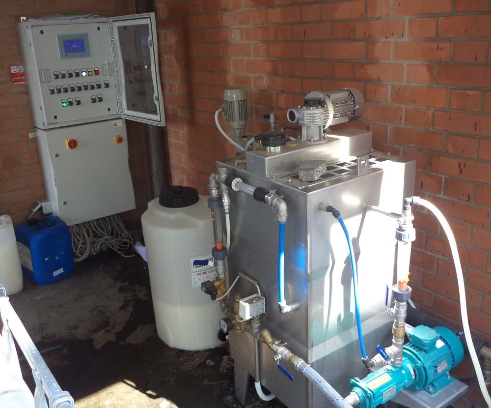 Allegri Ecologia polipreparatori in polvere e liquidi