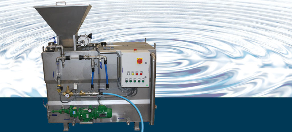 Polipreparatore automatici Allegri Ecologia