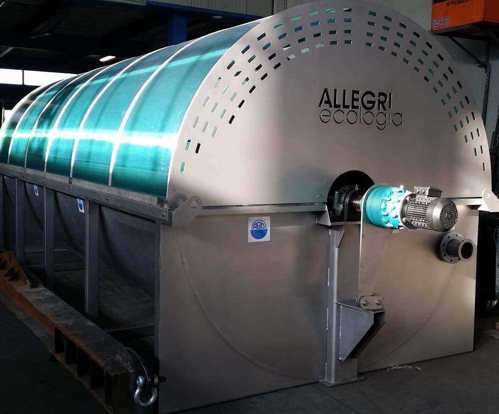 Allegri Ecologia rotori biologici