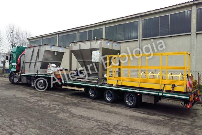 Chiariflus® enbloc lamella settler for industrial water treatment