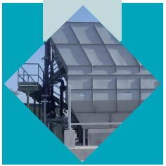 Sedimentatori monoblocco