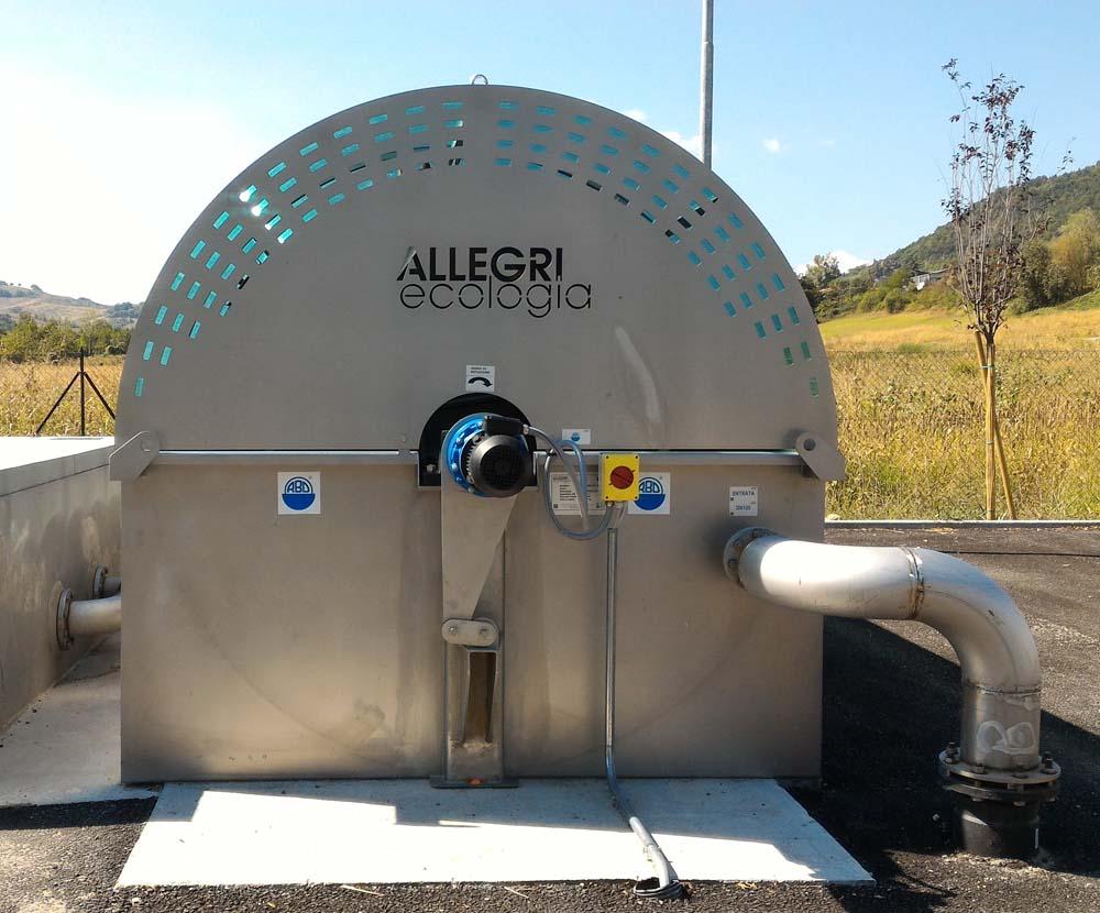 rotori biologici a dischi