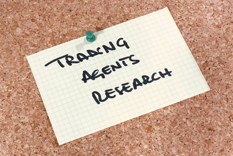 Trading agents research